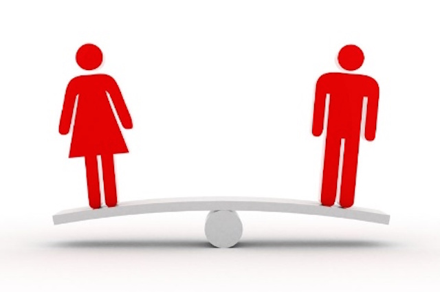 difference between sex and gender discrimination in Red Deer